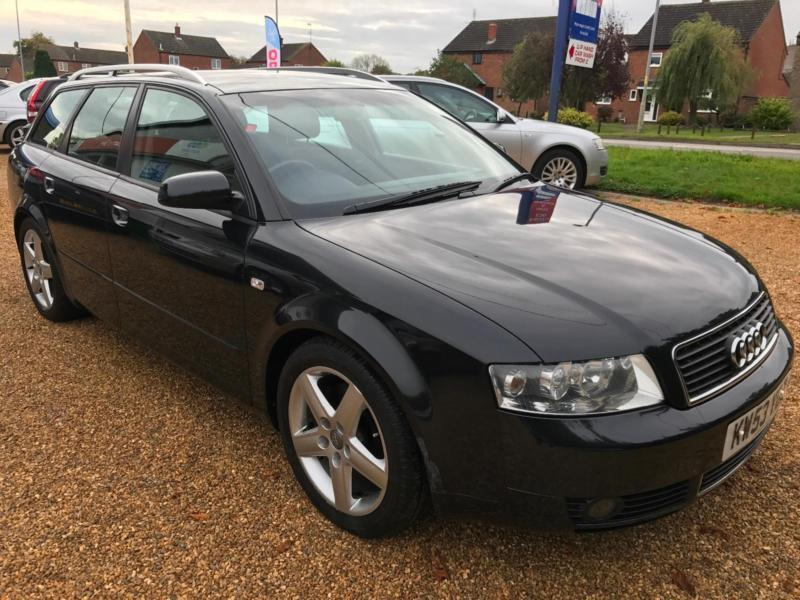 Audi A4 Avant 1.8 T Sport Cambelt done at 136K Full Mot and Full Service History