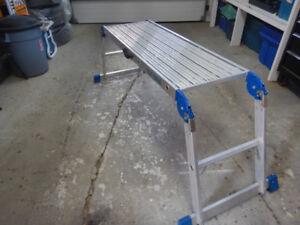 Aluminum Work Stand