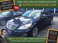 "NEW ARRIVAL - Genesis  - TEXT ""AUTO LOAN"" TO 519 567 3020"