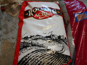 HORSE FEED (21 BAGS OF ASSORTED MASTERFEEDS HORSE FEED)