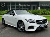 2020 Mercedes-Benz E Class E53 4Matic+ Premium 2dr 9G-Tronic Auto Cabriolet Petr