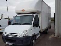 Iveco Daily Luton Box Van 2006