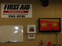 First Aid CPR & AED Certification Training Courses