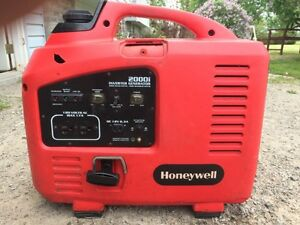 Honeywell 2000 W inverter generator