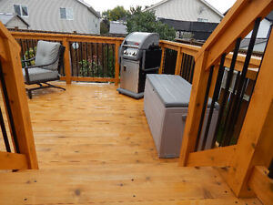 HOME-TECH FENCE AND DECK 2017 Kingston Kingston Area image 3