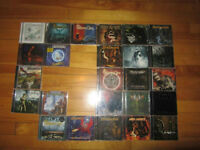 CDs - METAL , HEAVY HARD ROCK