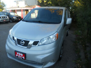 2013 Nissan NV200 /SV /NAV./REAR CAMERA 5995