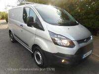 2014 64 Ford Transit Custom 270 2.2 with air con, plus much more . Its not white
