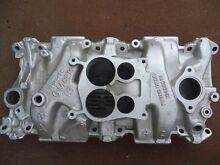 Small block chev intake manifold. Kwinana Beach Kwinana Area Preview