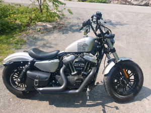 Harley Sportster Forty-eight 2016