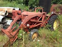 Old tractors for sale