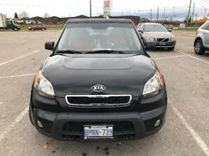 Kia Soul 4U Hatchback 2010 (Tow Vehicle)