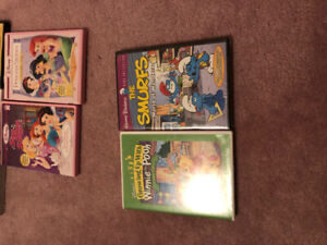 Various children dvds (Disney etc)