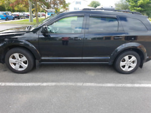 Dodge journey 2010 sxt 7 places