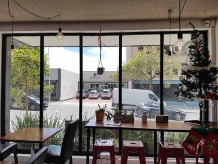 Cafe Lunch Bar in the Heart of West Perth ..For Sale