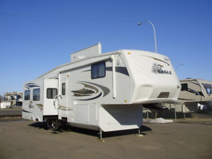 38 foot Jayco Eagle 4 season 5th wheel