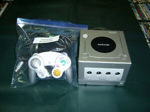 Silver Nintendo Game Cube For Sale At Nearly New Port Hope