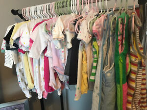 Baby clothes 0-12 months - package or select items