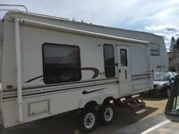 2000 Jayco Eagle 269 5th Wheel Excellent Condition