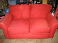 FREE - Red Love Seat