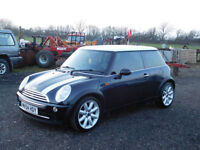2004 54 Reg Mini 1.6 ( Chili ) Cooper
