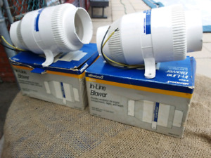 Atwood inline bilge blowers