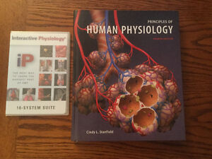 Principles of Human Physiology (4th edition) Kitchener / Waterloo Kitchener Area image 1