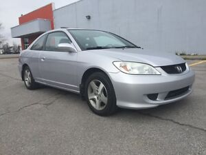 2005 Honda Civic Si new winter and summer tires