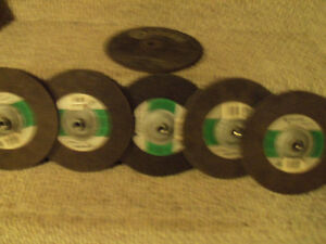 "9""BLACK AND DECKER MASONARY DISCS"