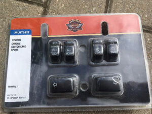 Harley-Davidson Hand Control Switches