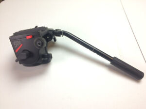 Manfrotto 501 fluid video head