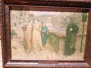 Peinture Henry holiday