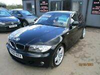 2010 BMW 1 Series 118d M Sport 5dr HATCHBACK Diesel Manual