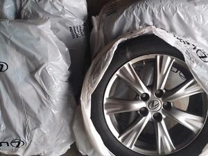 Lexus Rims & Winter Tires