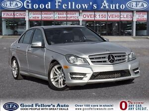 2013 Mercedes-Benz C-Class C300 | 4MATIC, SUNROOF, LEATHER, SPOR