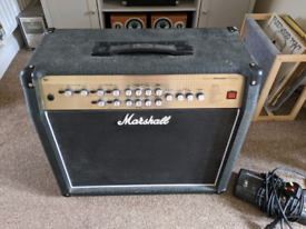 Marshall guitar amp (100 watt)