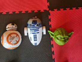 Star Wars 3D Room wall figures