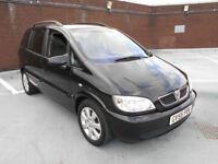 (55) 2005 Vauxhall/Opel Zafira 1.6i 16v Breeze 1 YEARS MOT
