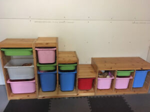 IKEA kids Trofast storage unit