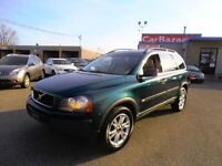 2004 Volvo XC90★7 PSSGR★LEATHER★SUNROOF★LOW LOW PRICE