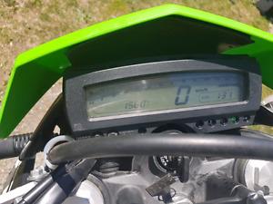 Kawasaki klx250s