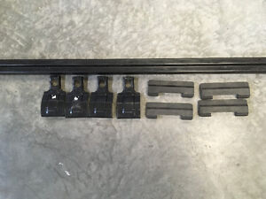 Thule roof rack parts