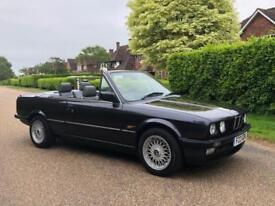 BMW 325i CONVERTIBLE [1988 - F]