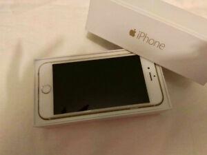iPhones 6 gold
