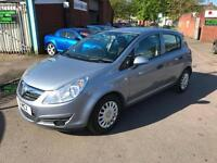 Vauxhall/Opel Corsa 1.2i 16v ( a/c ) Life * 2009/59 * LOW MILES ONLY 60K *