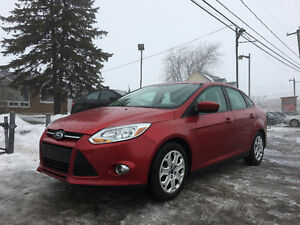 2012 Ford Focus SE 80$/Sem - FINANCEMENT MAISON DISPONIBLE