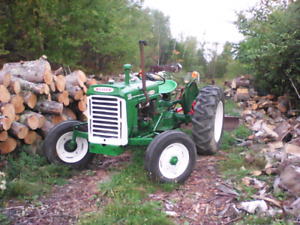 550 OLiver tractor