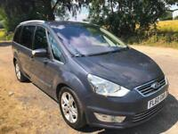 2010 60 FORD GALAXY 2.0 TDCI 138BHP TITANIUM X 7 SEATS FULL FORD HISTORY PX SWAP