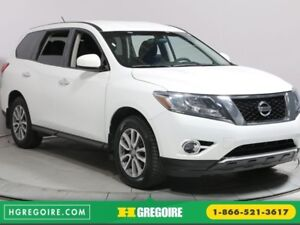 2014 Nissan Pathfinder S A/C GR ELECT MAGS