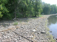 Vermont Waterfront lot